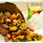 karela dry bhaji