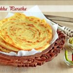 Lachha Paratha Food Photography Styling