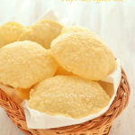 Phulko Luchi step by step Recipe