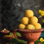 Moong Dal Ladoo Diwali Sweet Photography Styling