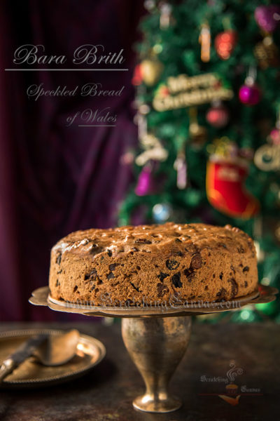 Bara Brith Food Photography Styling