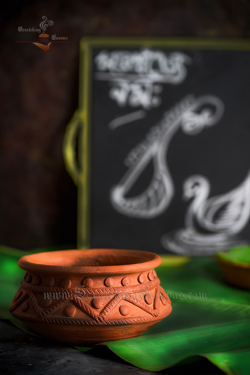 Traditional Bengali Food Photography Styling