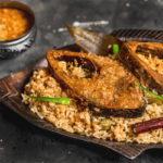 Ilish Pulao Food Styling Photography