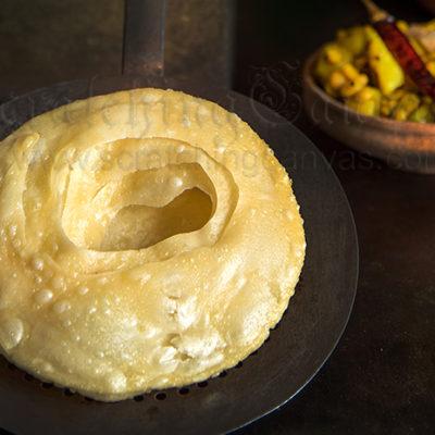 Dhakai Paratha Recipe | Dhakai Porota | Bengali Flaky Layered Paratha