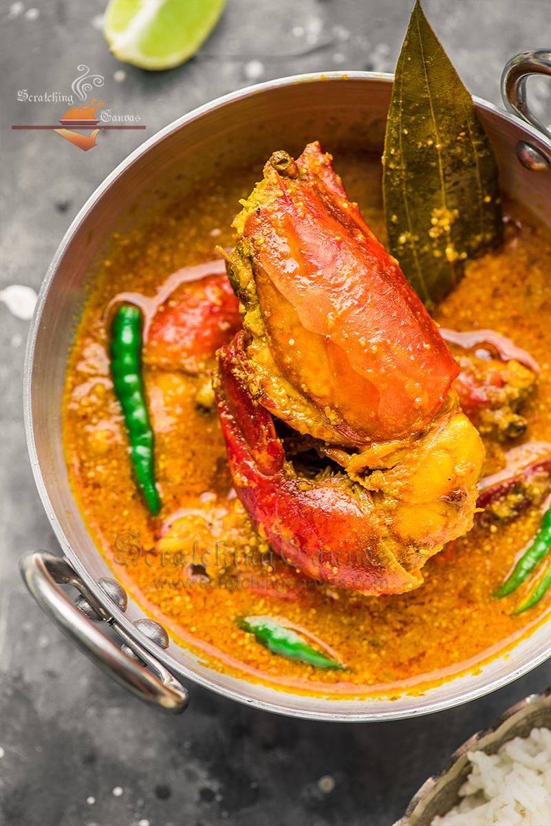 Bengali Chingri Macher Malai Curry Recipe