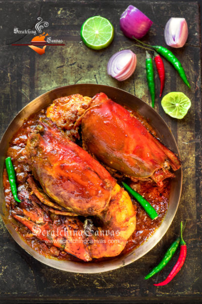 Golda Chingri Bhuna Recipe